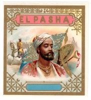 El Pasha Outer Art Proof