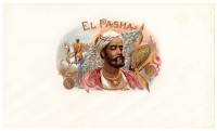 El Pasha Inner Box Art