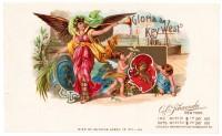 Gloria de Key West Sales Book Page