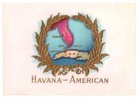 Havana American Inner Box Art