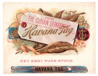 Havana Tag Inner Box Art