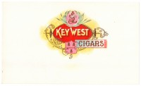 Key West Cigars Inner Box Art