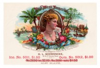 Key West Imperial Sales Book Page