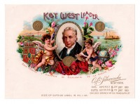Key West Leader Sales Book Page