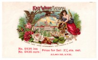 Key West National Sales Book Page