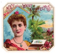 Key West Perfectos Outer Box Art