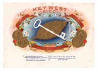 Key West Select Sales Book Page