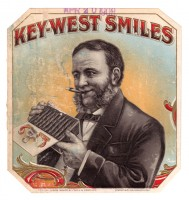 Key West Smiles Outer Box Art