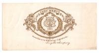 Key West Trujillo & Co Inner Box Art