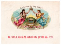 La Corona de Key West Sales Page