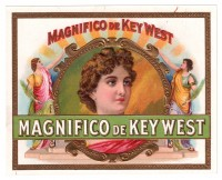 Magnifico de Key West Outer Box Art