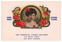The Rose Lady - Tropical Cigar Factory