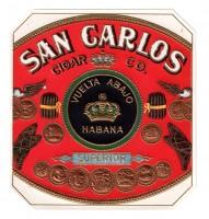 San Carlos Outer Box Art