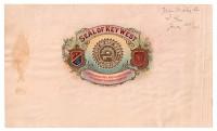 Seal of Key West Inner Box Art