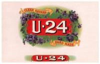 U - 24 Inner Box Art