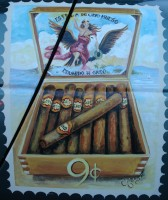The Gato Cigar Box